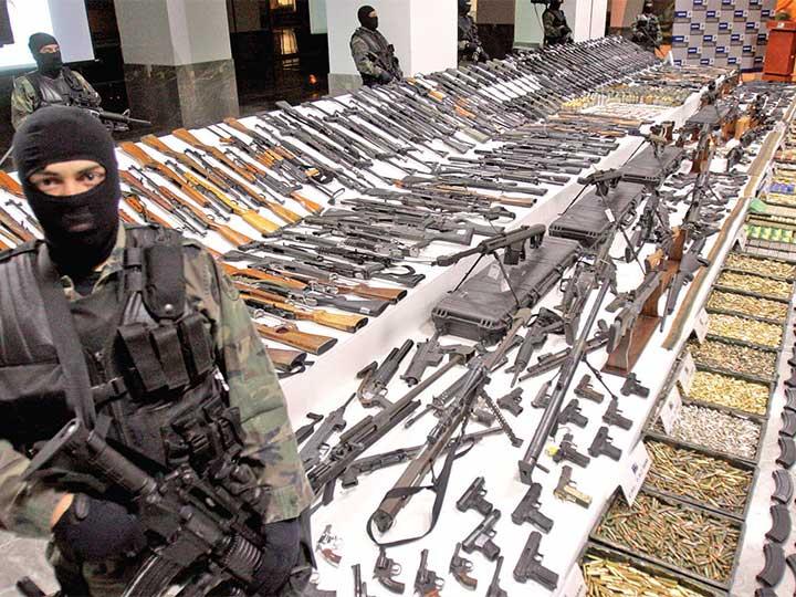 Entrevista || 7 de cada 10 homicidios se cometen con armas de fuego, por lo  que es importante controlar el tráfico de armas en México – IMER Noticias