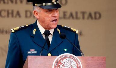 El General Salvador Cienfuegos Extitular De La Sedena Es Detenido En Eu Imer Noticias