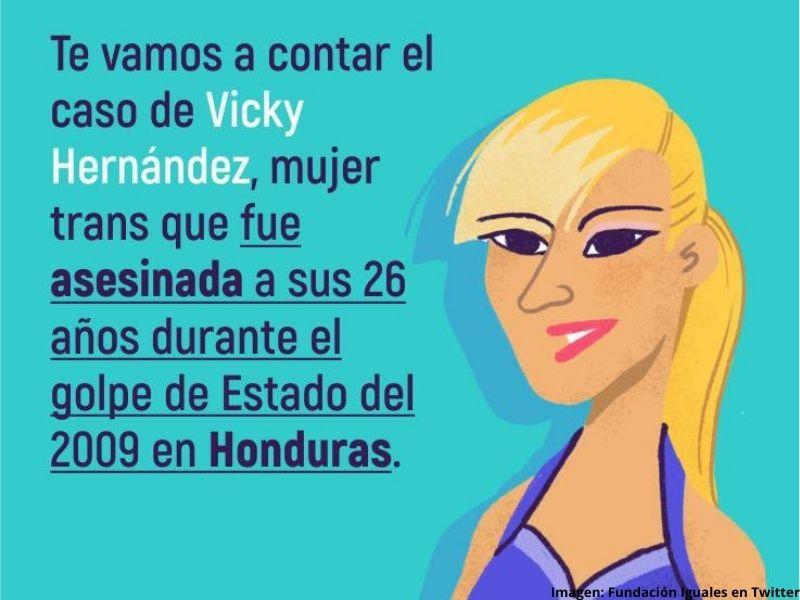 Trans vicky